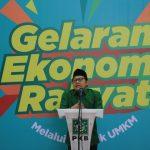 Membuka Gelaran Ekonomi Rakyat, Cak Imin: Ekonomi Rakyat Harus Dibangkitkan