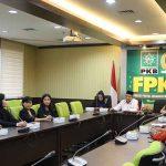 Adukan Permen UPN Ke Fraksi PKB, Anwar Rahman : Sudah Tepat !