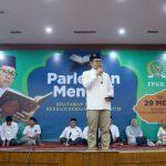 Inisiator Nusantara Mengaji doakan anggota Fraksi PKB Terpilih Lagi