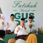 Haul Gus Dur, PKB DIY Baca 41.000 Al-Fatihah