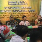 Launching Serial FGD, Ketua FPKB: Kita Akan Mengawal Perdesaan dan Kemandirian Pangan