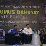 Bali Punya Market Yang Luar Biasa, Tinggal Peningkatan Kualitas Kreasi Anak Bangsa