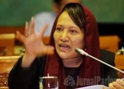 Anna Muawanah Berharap OJK Mampu Dorong Indonesia Lebih Maju