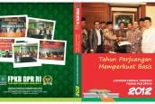 Laporan Kinerja Tahunan FPKB DPR RI 2012