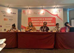 Menjadi Narasumber Indonesian Diaspora Global Summit, Nihayatul Wafiroh: Undocumented Worker Ada Diseluruh Dunia