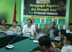 FPKB Minta PT. Freeport Indonesia Bangun Smelter di Papua