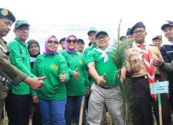 Nusantara Menanam, Erma: Alam Ini harus Kita Jaga Bersama
