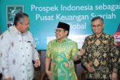 PKB Mendorong Indonesia Menjadi Kiblat Pengembangan Keuangan Syariah Dunia