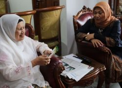 Sowani Pesantren, Cawagub Jateng Hj Ida Fauziyah di dukung Muslimat NU
