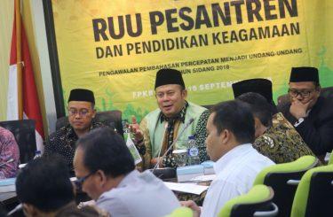 Pimpinan FPKB Ajak Milenial Sukseskan Pemilu 2019
