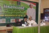 Napak Tilas Ulama, PKB Gelar Sosialisasi Empat Pilar Di PP Lirboyo