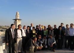 Gus Dur Dan Perdamaian Dunia; catatan perjalanan awal tahun 2015 ke Israel-Palestina, Gaza Border