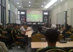 Ratusan Kader Garda Bangsa Digembleng di Jakarta