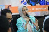 FPKB Gelar Workshop Film, Arzeti: Anak Muda Bisa Berikan Ide Segar