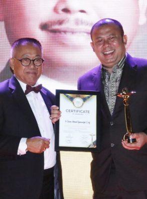 Fraksi PKB dan Dua Anggotanya Sabet 3 Penghargaan dari Teropong Parlemen Award 2019